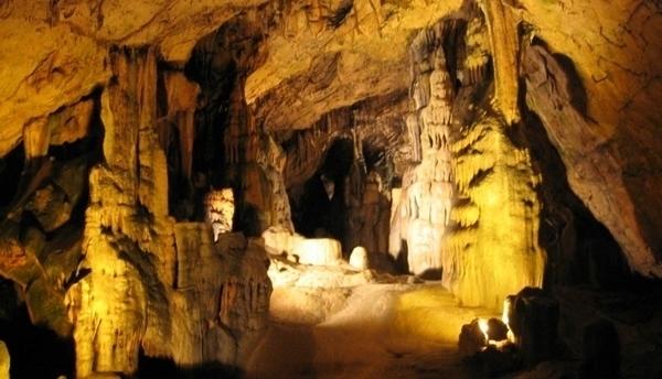 Grotte d'Osselle