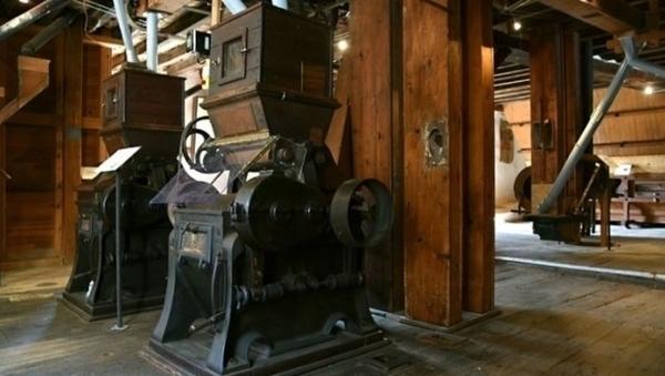 Moulin de Maupertuis, musée de la meunerie