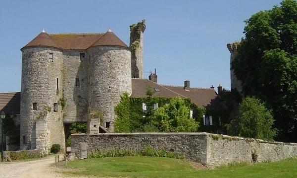 Château de Montépilloy