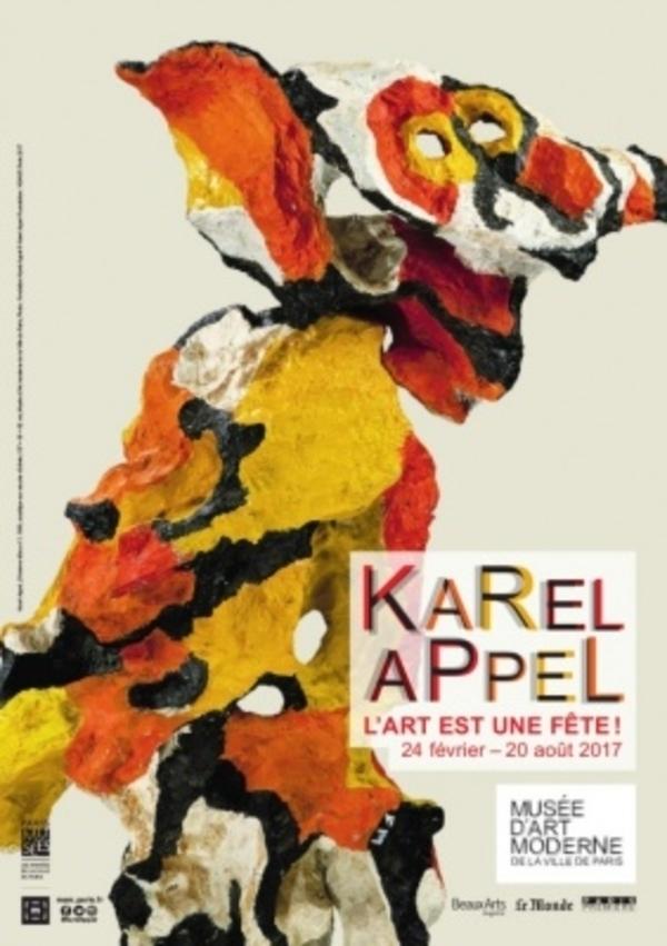 Karel Appel L'art est une fête !