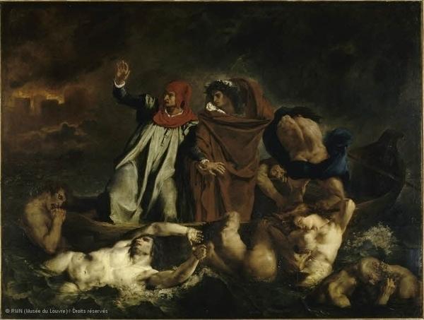L'exposition inaugurale de 1932, Delacroix et ses amis