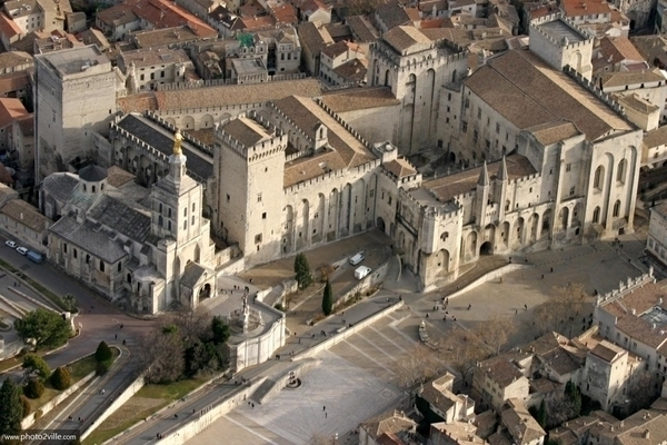 Il était une fois le Palais des Papes
