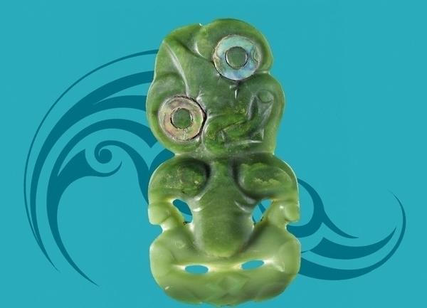 La pierre sacrée des Māori (famille)