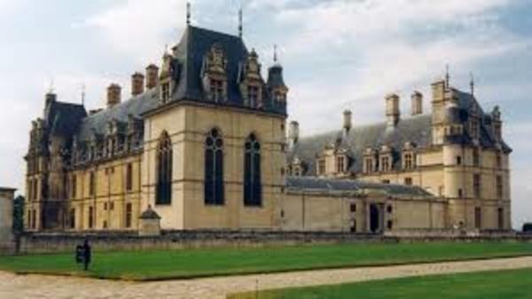 Découverte du Château d'Ecouen