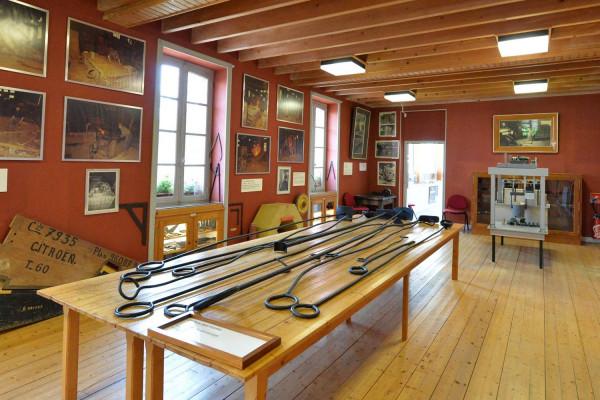 Ecomusée des Forges Inzinzac-Lochrist