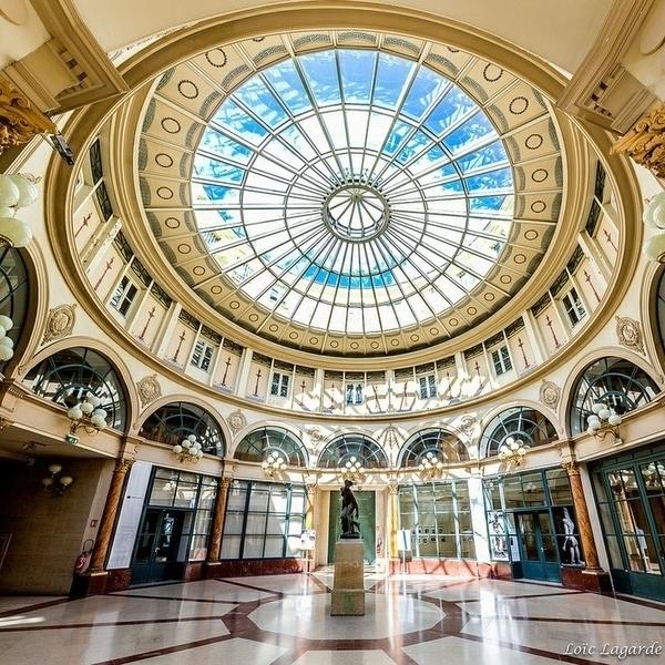 Les Passages Couverts du Palais-Royal aux Grands-boulevards