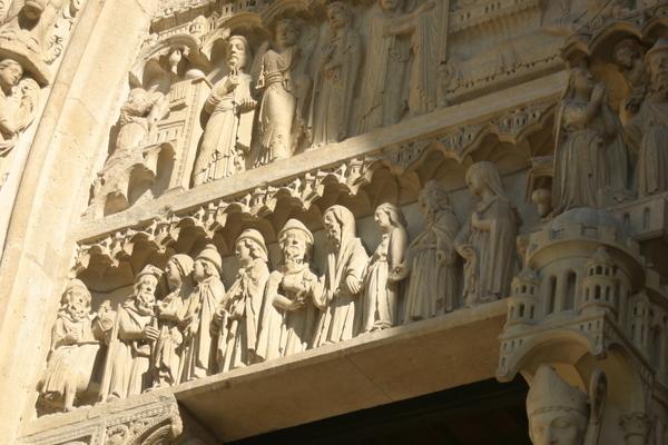 Sur les traces des Juifs parisiens au Moyen-Age, de la rue Galande à l'île de la Cité