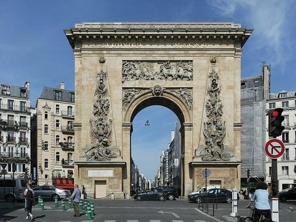 Je suis née dans le faubourg saint Denis