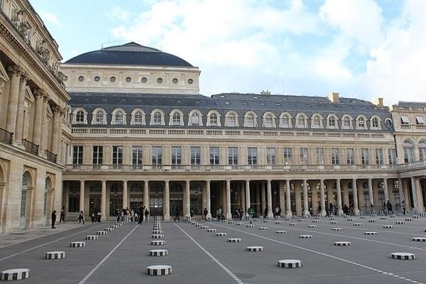 Le Palais Royal : fêtes et Révolutions