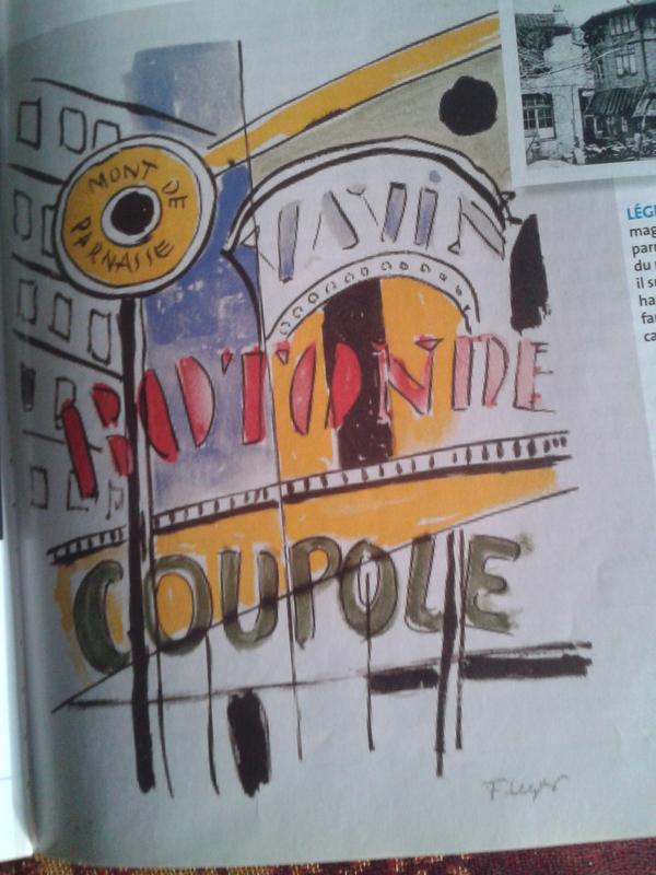 Le Montparnasse des années folles