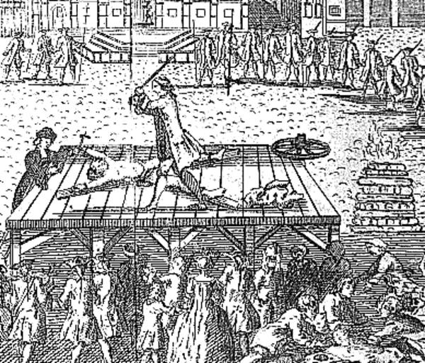 Le Paris du crime… et des châtiments au cours des siècles