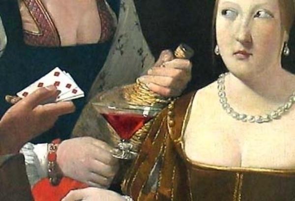 Le vin dans l'art