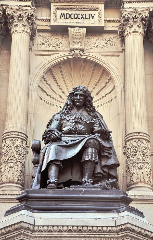 Molière à Paris