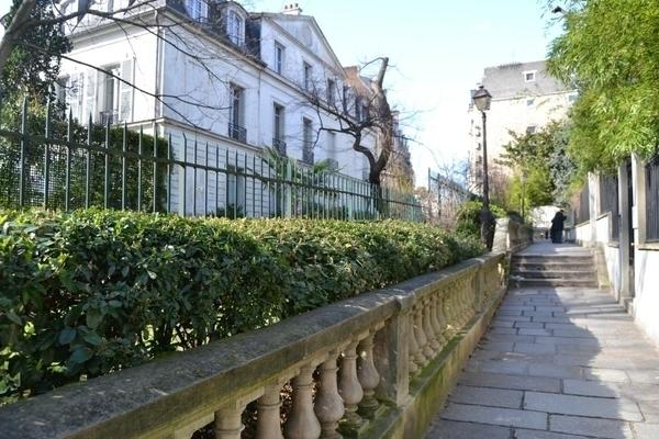 La Bohême à Montmartre et le cimetière Saint-Vincent
