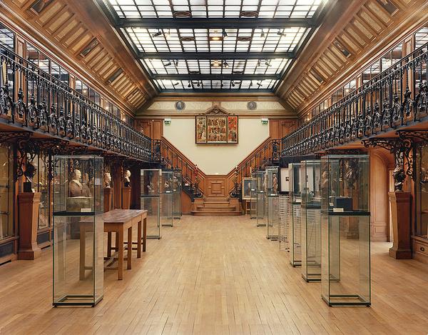 Le musée d'histoire de la Médecine