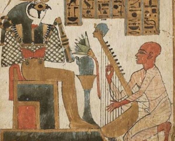 Musique ! Echos de l'Antiquité