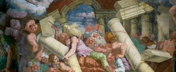 Architecture peinte de Léonard à l'école de Raphaël : le renouveau d'une tradition antique