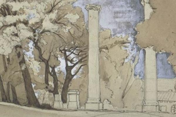 Dessiner en plein air. Variations du dessin sur nature dans la première moitié du 19e siècle