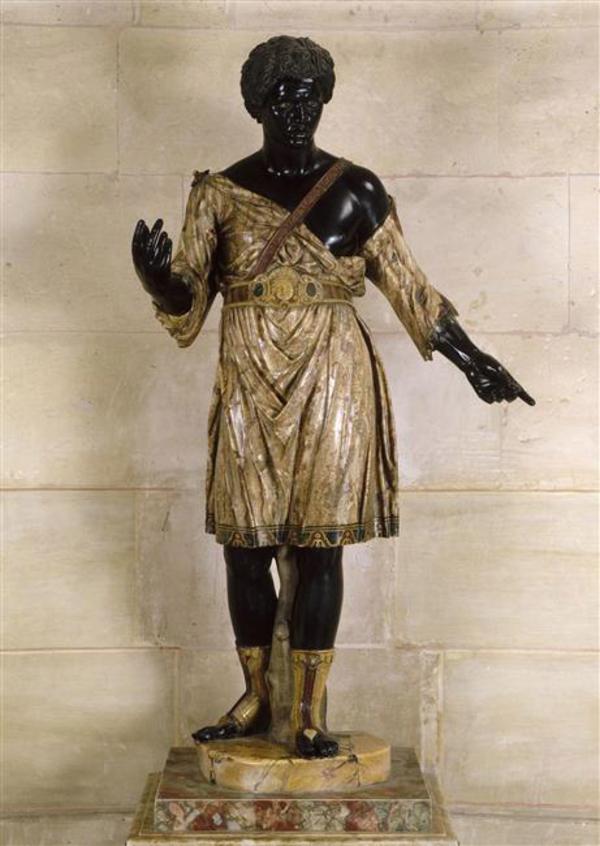 Le Maure Borghèse, de l'art d'accommoder les antiques