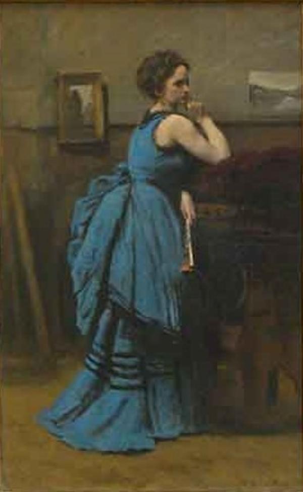Corot. Le peintre et ses modèles