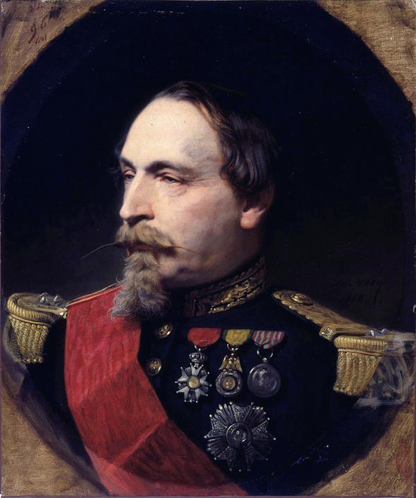 Les têtes couronnées : Napoléon III