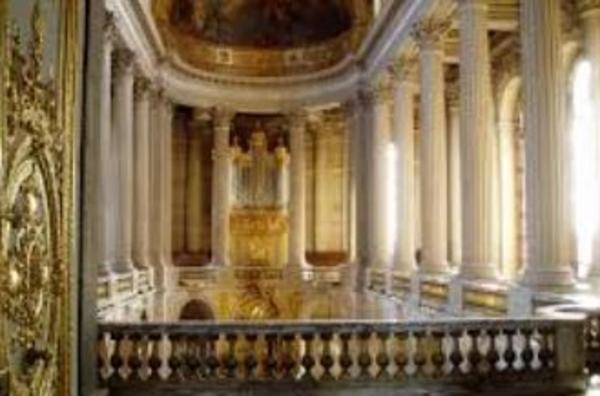 Les chefs d'oeuvre de l'orgue classique français