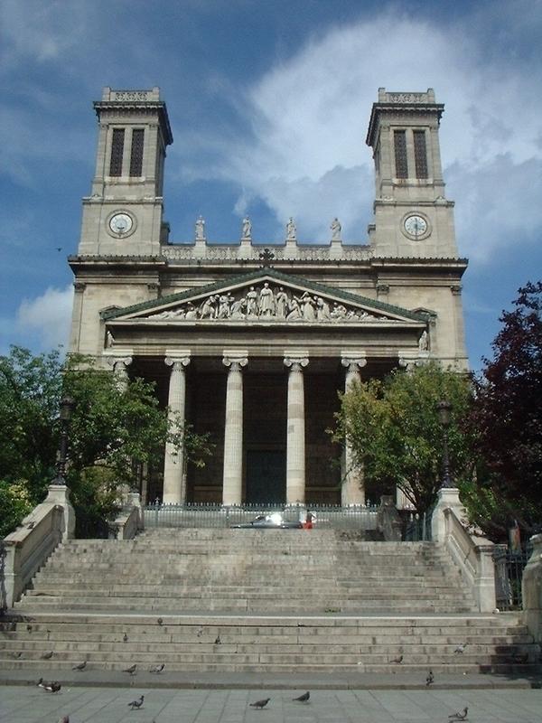 Le quartier de la Nouvelle France, hôtels et églises du Faubourg Poissonnière