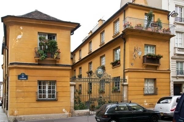 Hôtels, chapelles et jardins de la Montagne Ste Geneviève