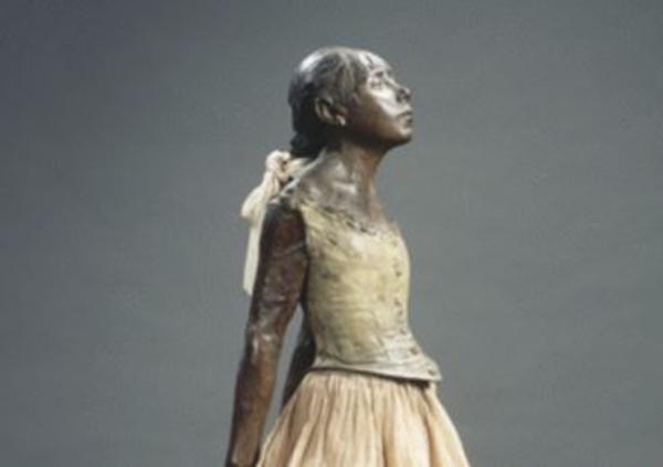Degas : côté coulisses