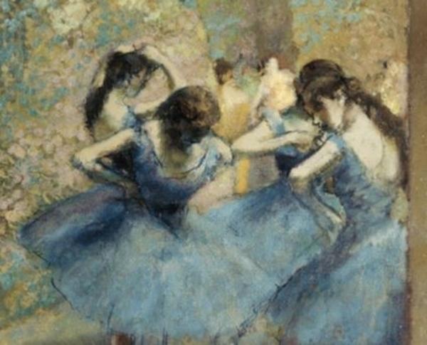 Degas et les danseuses