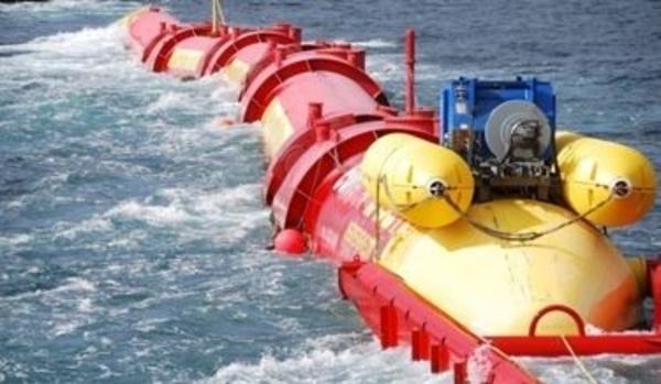 Quand la mer produit de l'énergie !