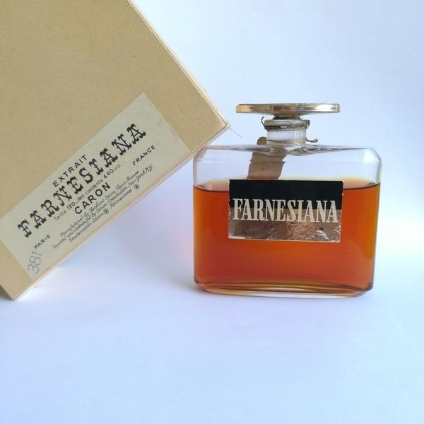 La parfumerie d'après-guerre  (1945 – 1959)