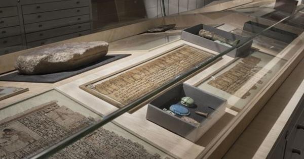 La BNU, des réserves précieuses, un musée de l'écrit