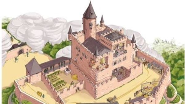 Le patrimoine médiéval entre France et Allemagne