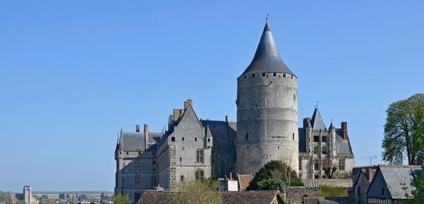 Donjon du Château de Châteaudun