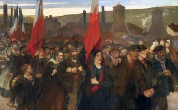 Jules Adler. Peindre sous la 3ème République