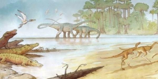Dinosaures, les géants du vignoble