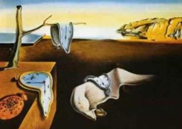 Salvador Dali, Persistance de la mémoire (1931)