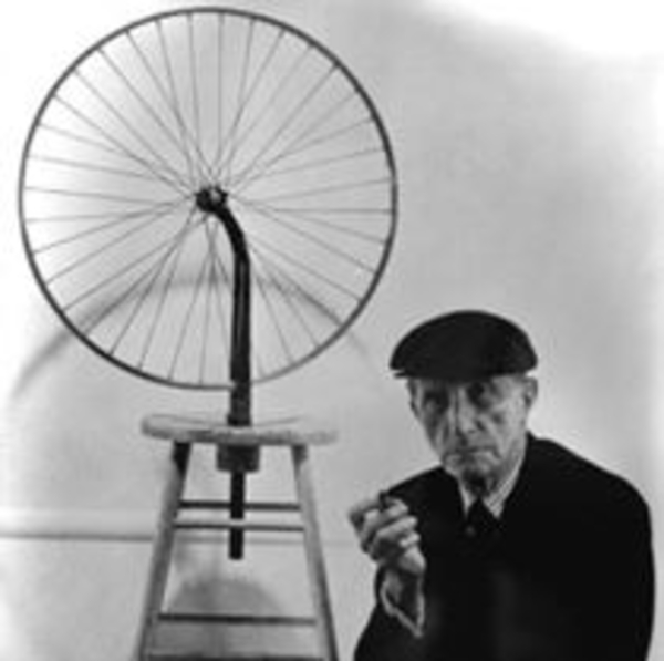 Marcel Duchamp, les premiers ready-made