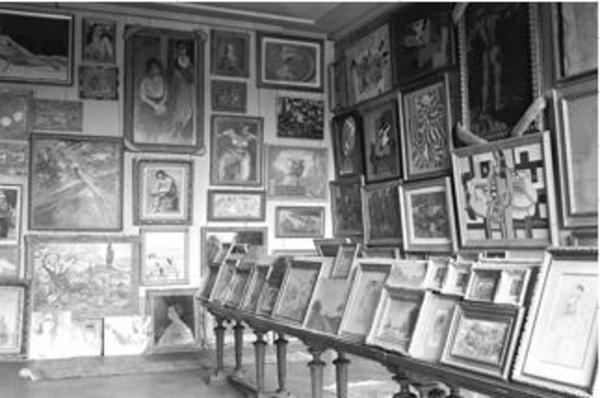 Les grandes collections françaises spoliées