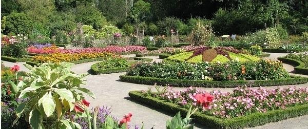A la découverte du jardin botanique