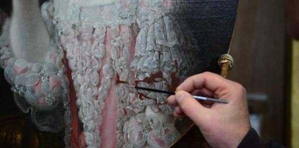 Dans le secret de la restauration des oeuvres d'art