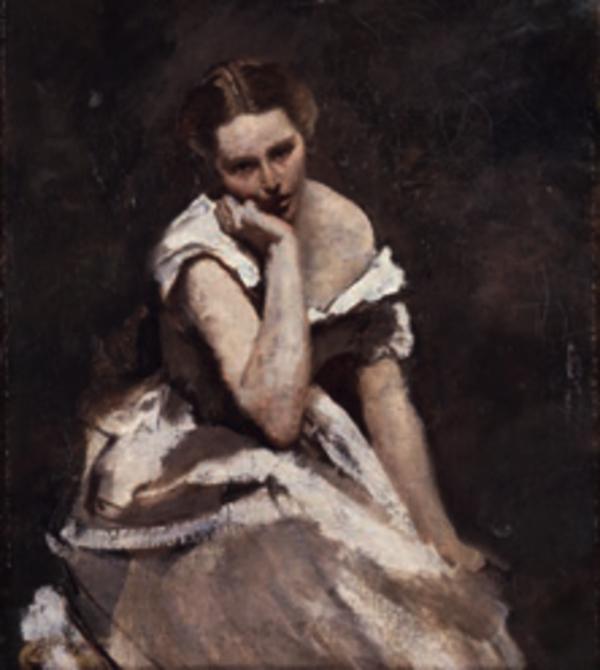 Corot, peindre la figure humaine