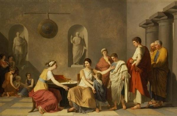 Joseph-Benoît Suvée (1743-1807), de Bruges à Rome, un peintre face à David