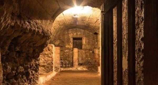 Musée des Beaux-Arts de Tours - Souterrains et vestiges gallo-romains