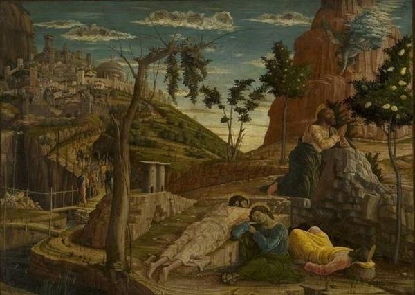 """Andrea Mantegna, la """"Prédelle de San Zeno"""", une fenêtre ouverte sur le monde"""