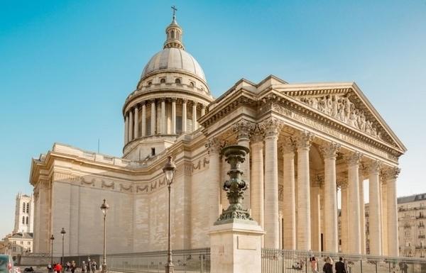 Panthéon - Aux grands hommes, la patrie reconnaissante