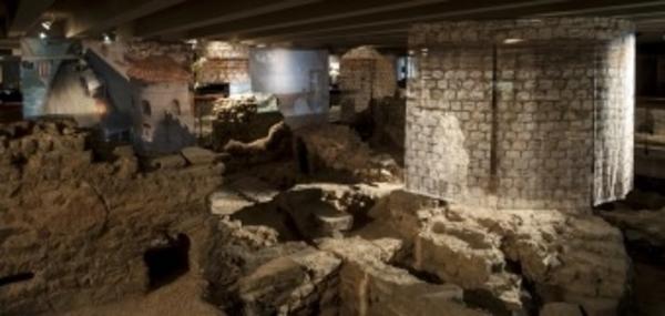 Lutèce, une cité gallo-romaine