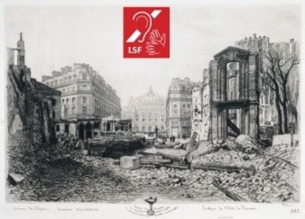 Les transformations de Paris (en LSF)