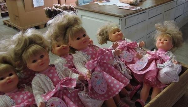 L'atelier Petitcollin, fabrique de poupées